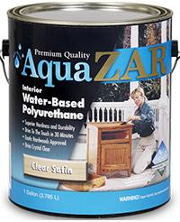 Aqua Zar Water-Based Polyurethane