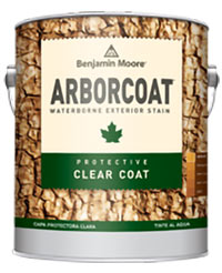 Arborcoat Protective Clear Coat Exterior Stain