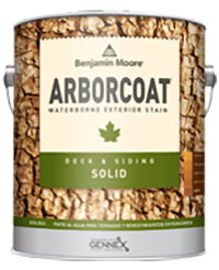Arborcoat Solid Exterior Stain