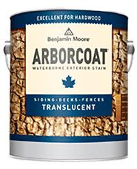 Arborcoat Translucent Exterior Stain