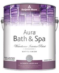 Benjamin Moore Aura Bath & Spa