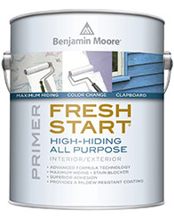 Benjamin Moore Fresh Start High-hiding Primer