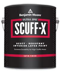 Benjamin Moore Scuff-X interior paint