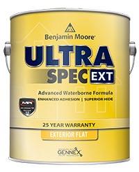 Benjamin Moore Ultra Spec Exterior