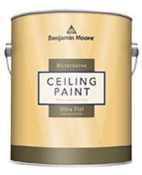 Benjamin Moore Waterborne Ceiling Paint