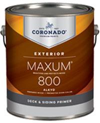 Coronado Maxum 800 exterior primer