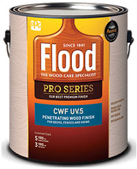 CWF UV.5 Penetrating Wood Finish