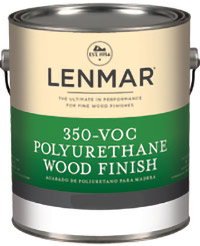 Lenmar 350-VOC Polyurethane