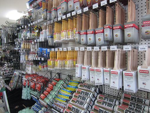 Painters' tools