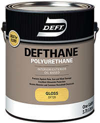 PPG Defthane Polyurethane