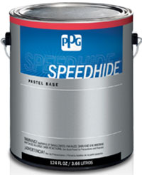 PPG Speedhide Interior/Exterior paint