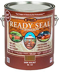 Ready Seal Stain and Sealer for Wood