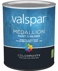Valspar Medallion Interior Paint & Primer