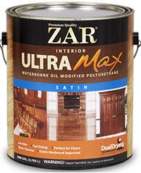 Zar Interior Ultra Max Polyurethane