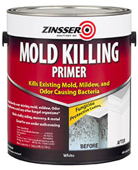 Zinsser Mold Killing primer