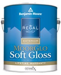 Benjamin Moore Regal Select MoorGlo Exterior paint